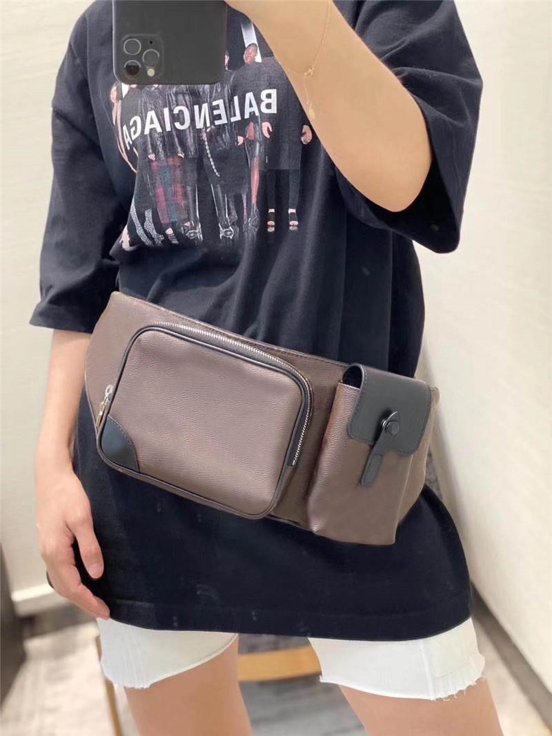 Ücretsiz çanta Dünya Çapında Klasik Lüks Maç Deri 15.5 cm Göğüs Kadın Erkek Omuz En Iyi ve Nakliye Çanta 45337 Boyutu 50 cm Qualit Dgiller