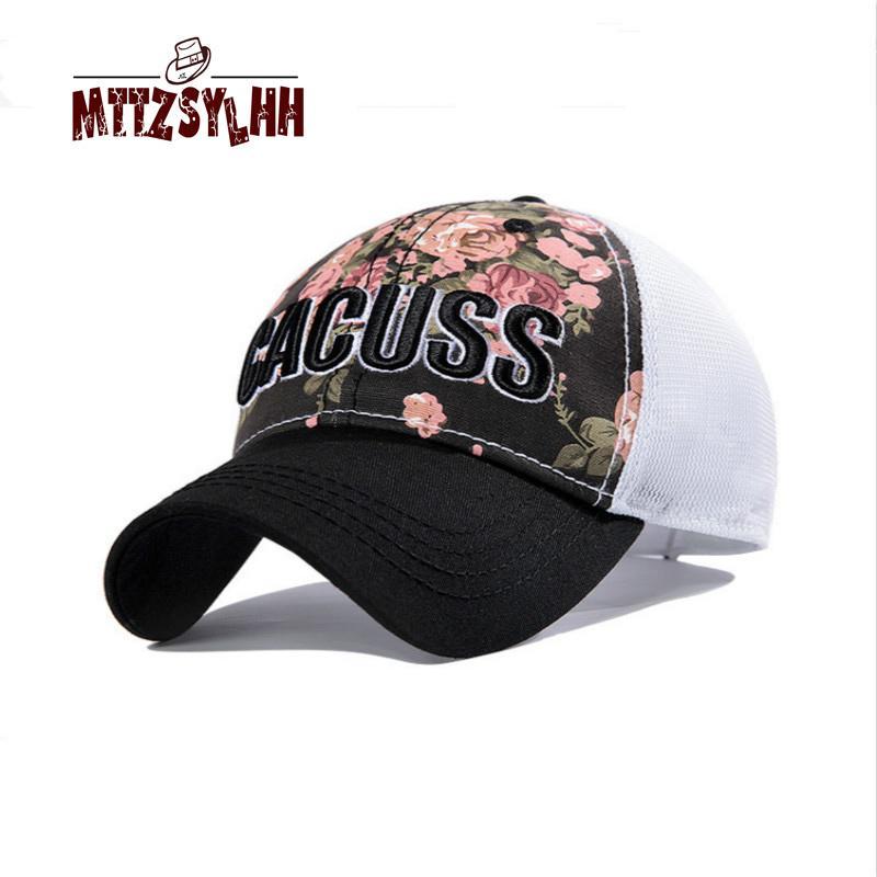 Chapéu chapéu jovem chapéu primavera verão boné de beisebol 3d versão coreana do lattice sunshade viagem de viagem ao ar livre J1210