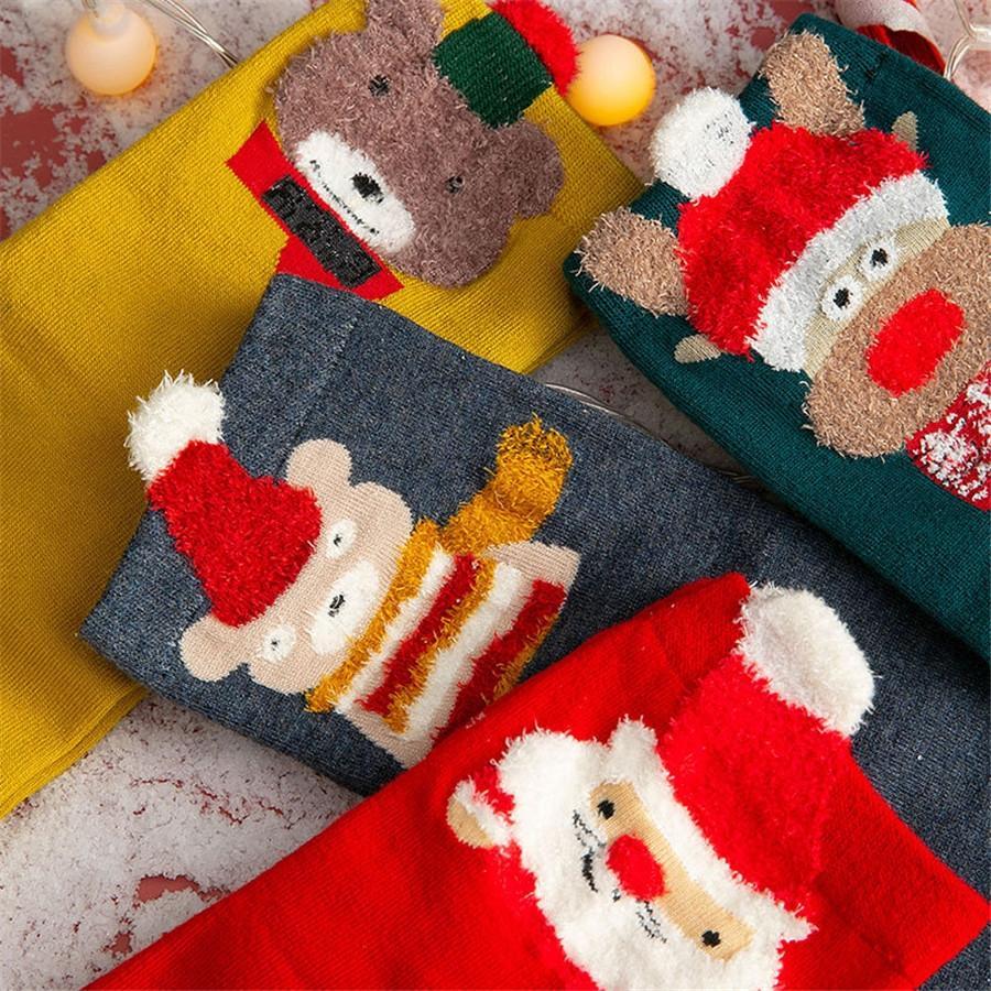 Снежинки плед рождественские декор рождественские елки украшения украшения вечеринки 9-дюймовые конфеты носки сумки Xmas маленькие подарки сумки DWF3090 # 141