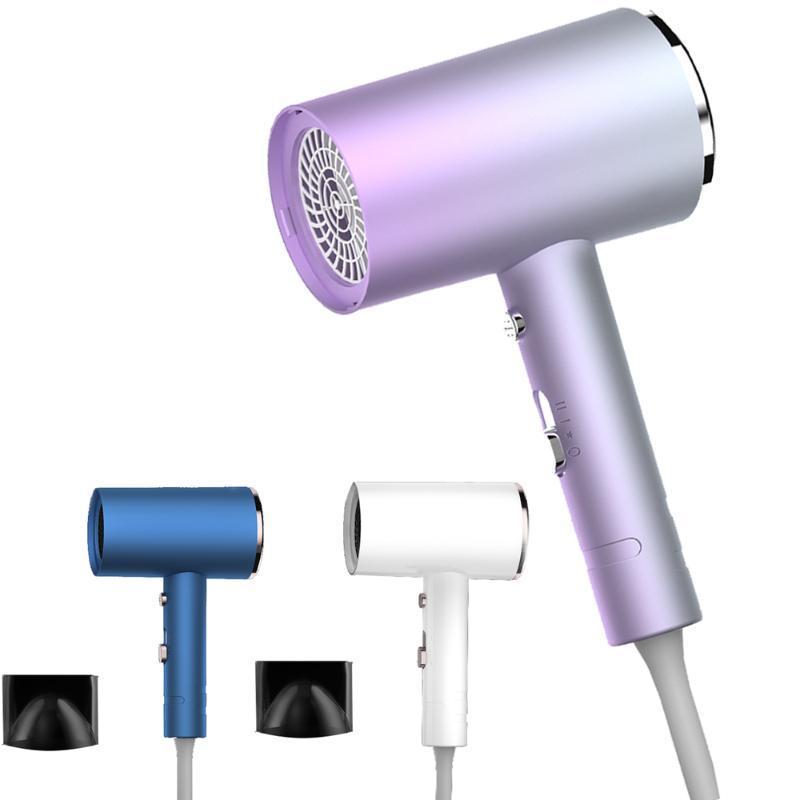 800W Hair Dryer Household Silent Hairdryer Negative Ion Blower