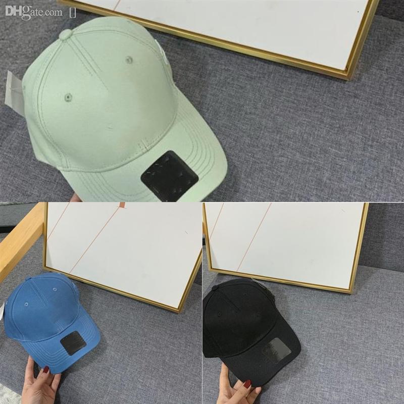 Bxef7 Ivy Park Beyzbol Kap Beyonce Kalça Moda Hop Beyzbol Kız Için Basit Retro Sportif Unisex Pamuk Kenevir Kül Şapka Tarzı Snapback Kapaklar