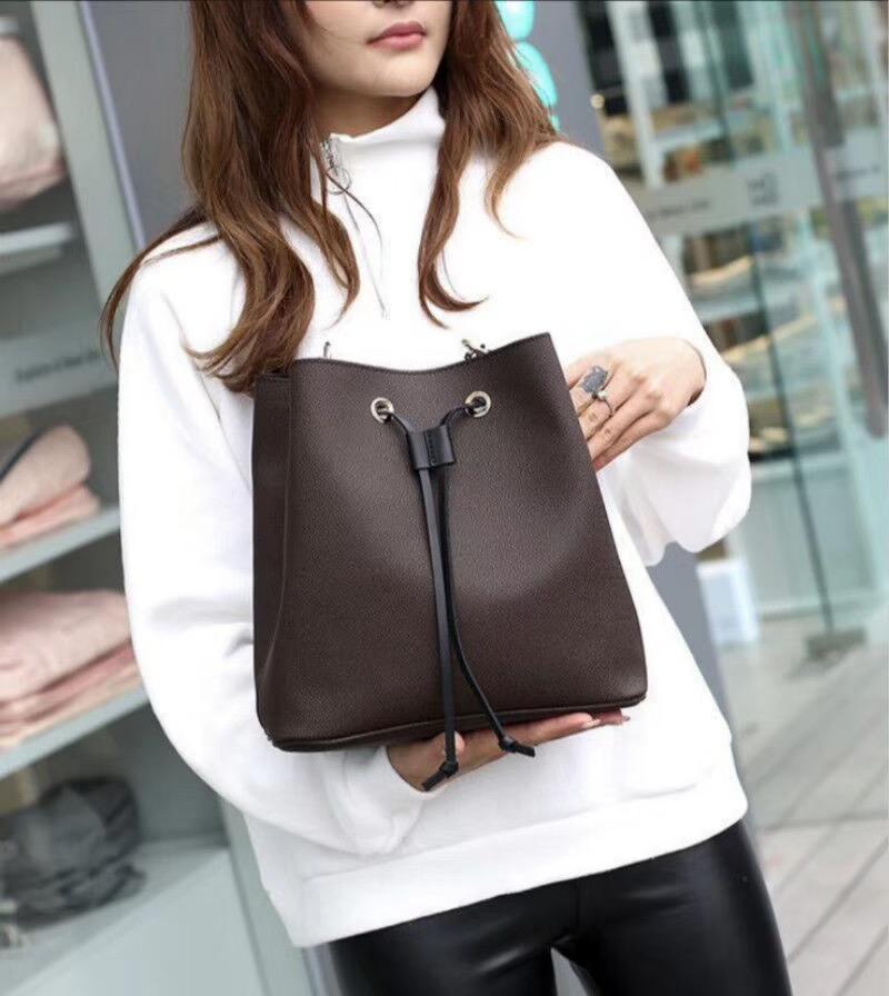 2019 nuove borse a tracolla in pelle di buona qualità Benna di buona qualità Borsa da donna famose marche di designer borse di alta qualità corpo trasversale con sacchetto antipolvere A4