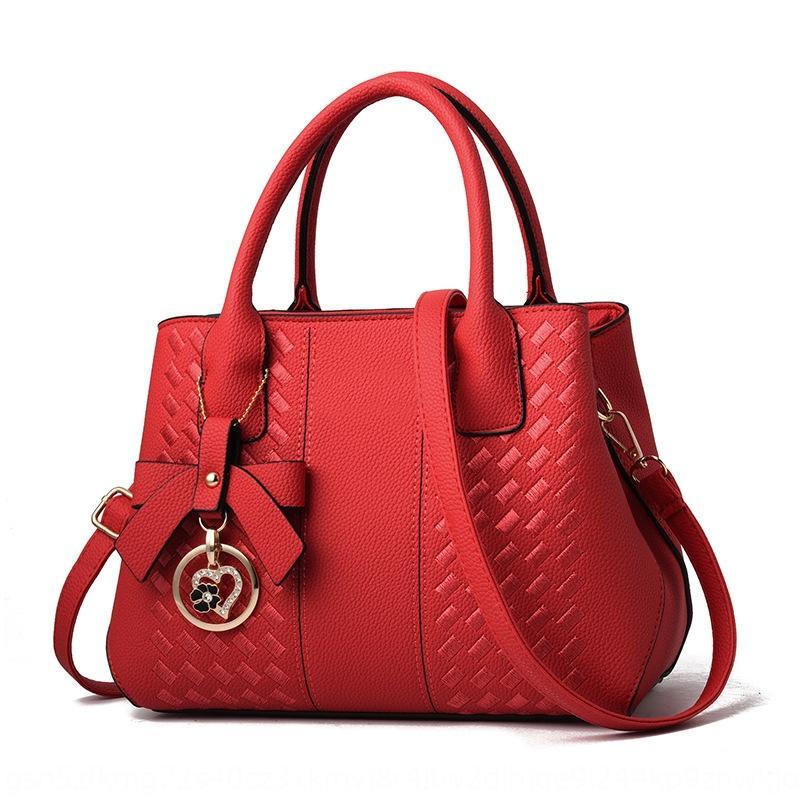 8U0D mit schnellen Tasche Tasche Klassische Mode Taschen Taschen Frauen Frauen Schulter Messenger Dame Totes 2020 Stil Handtaschen Schulter Straplock Keiniel