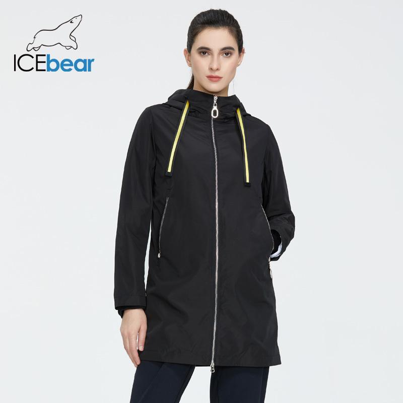Buzbear Bayan Bahar Rüzgarlık Kaliteli Bayan Rüzgarlık Moda Kadın Ceket Kadınlar Marka Giyim GWF7i 201124