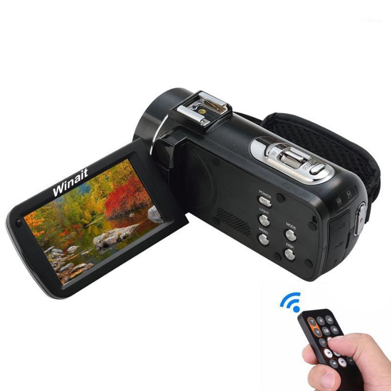 Hot sell full hd 1080P wifi digital video camera HDV-Z20 support macro lens and hot shoe micro phone1