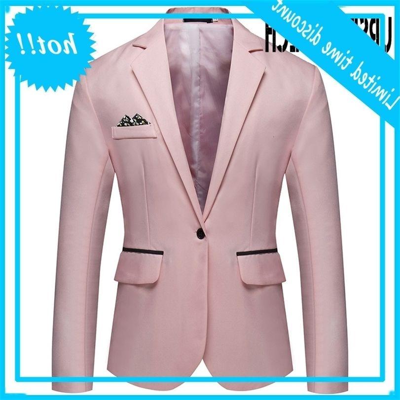 Top apertado, casaco de algodão masculino, fivela, preto, azul, branco, tamanho grande, uso do casamento