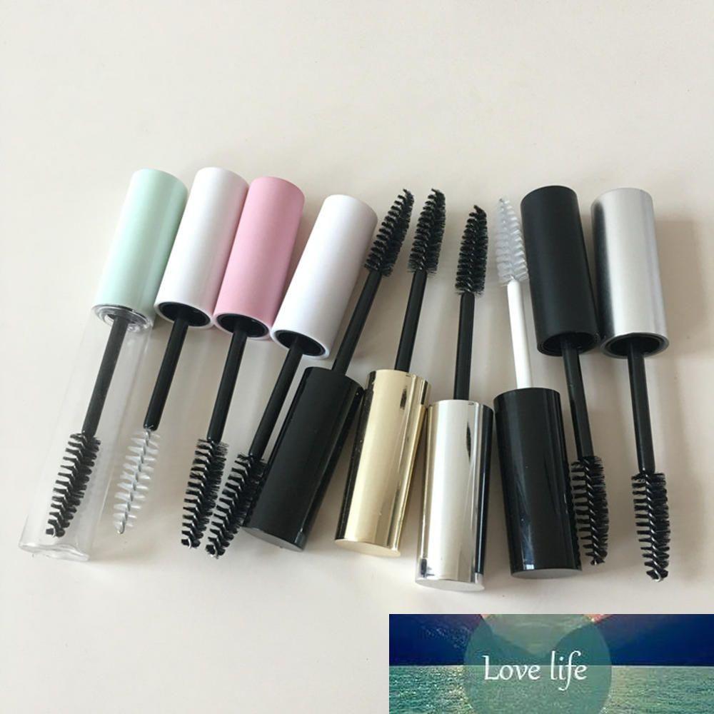 5pcs plástico 10ML Esvaziar garrafas Mascara crescimento dos cílios Oil Tubes Líquido Cosmetic recarregáveis contentores de maquiagem Acessórios