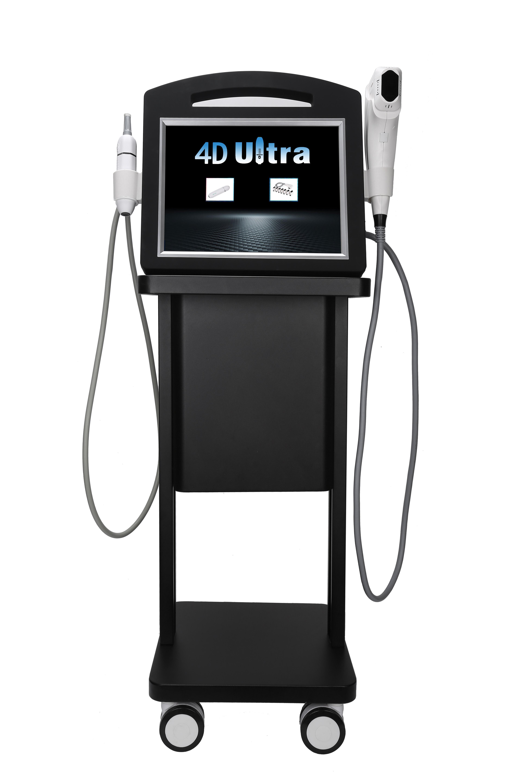 Yeni 2 in1 4D HIFU 12 satır makinesi V-max radar hifu yüz kaldırma cilt sıkma anti-aging vücut zayıflama güzellik ekipmanları