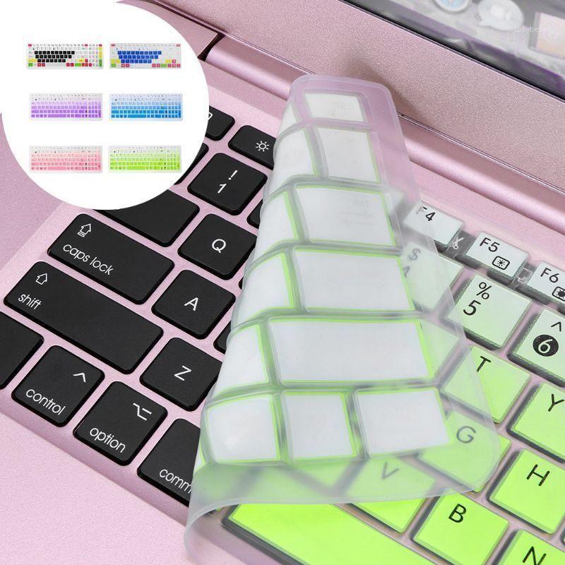 Protezione del silicone del notebook della pelle del film della tastiera della tastiera della tastiera per la protezione del silicone del computer portatile ASUS K501