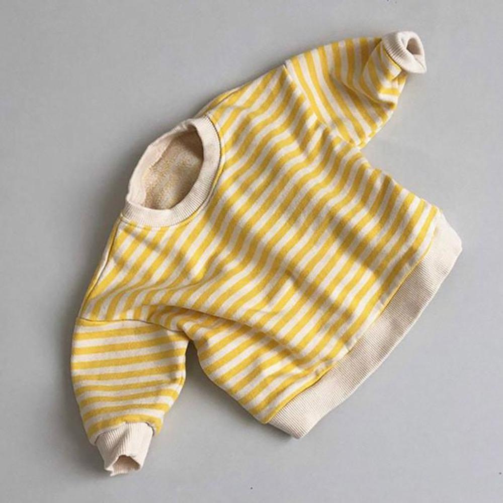Bebé niña camiseta y niño bebés simple neutral suelto ocio top bebe niña manga larga top niñas ropa C1223
