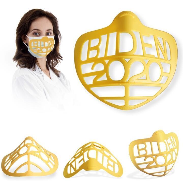 Bracket de máscara 3D Face máscara braquete boca se separa suporte interno de suporte Biden Biden Space Space Máscaras Inner Suporte Quadro Máscaras Titular Ferramenta YL1292
