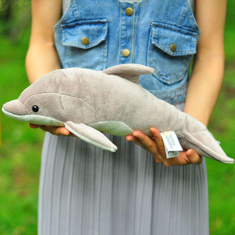 Играть в игрушку 16in Dolphin Plush Dongguan Sea World Similation Simulation Кукла