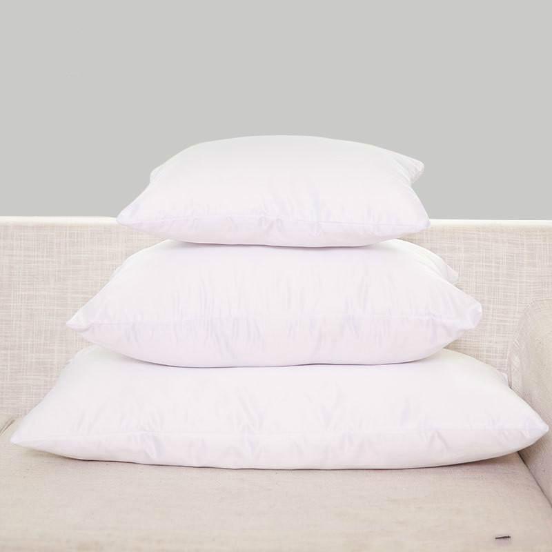 Sublimation Blank Pillowcase Heat Transfer Printing Kissenbezüge OEM-Kissen 40x40cm 45 * 45cm ohne Kern FWE2809