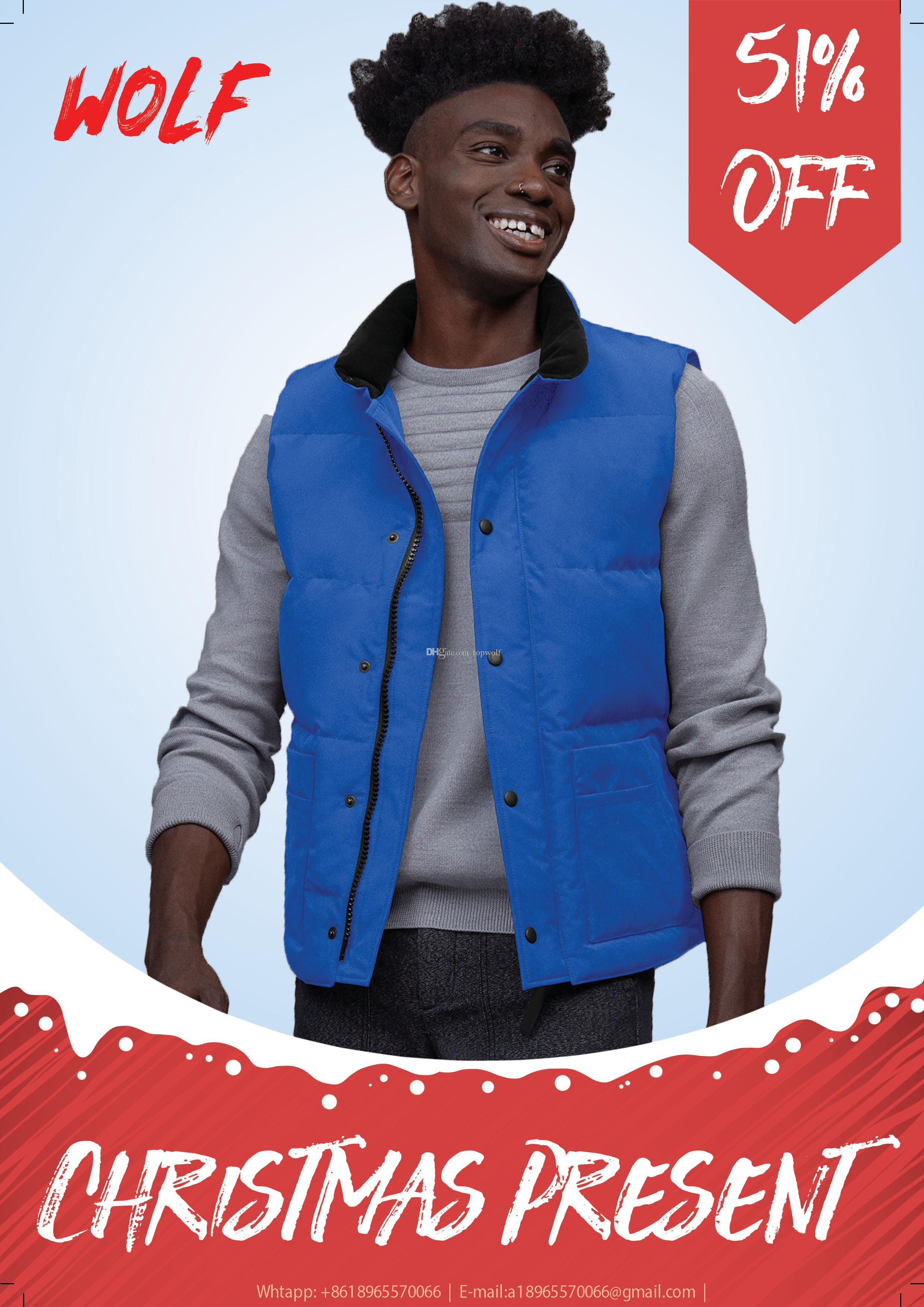 Top Mens Down Men Women Stylist Winter Jacket Coat Mens High Quality Casual Vests Mens Stylist Down 4 Colors Size S-XL