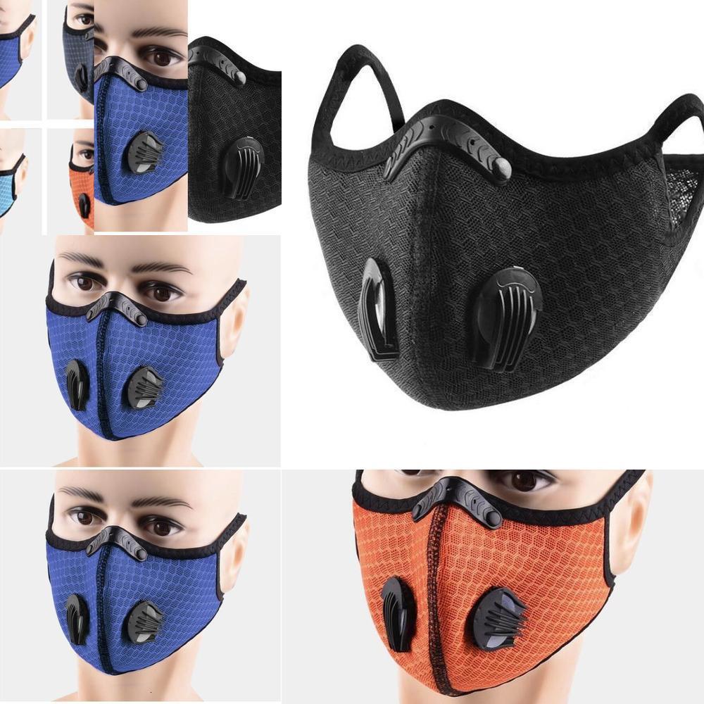 Deportes de entrenamiento al aire libre Face DHL Mask! Ciclismo PM2.5 Anti-Contaminación Mask Mask Acti L95B 5YW71