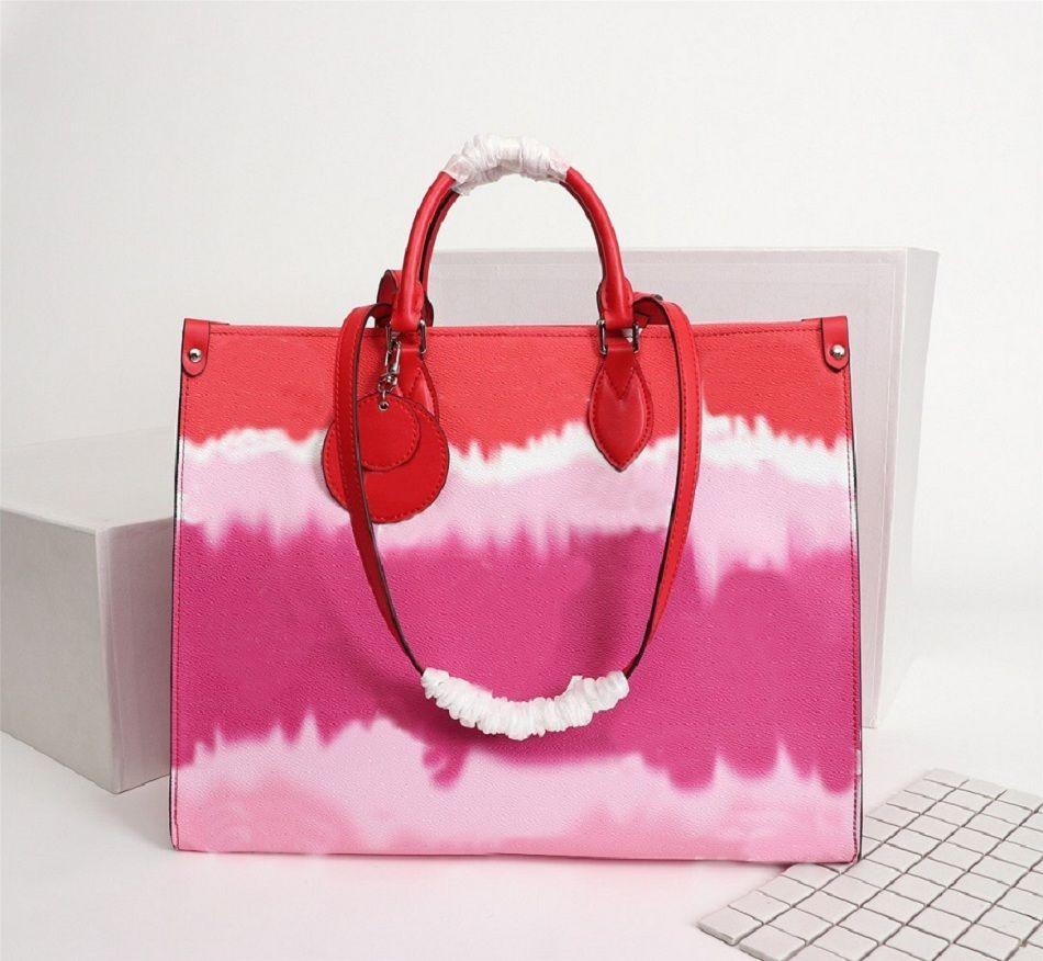 BAG HOT HOT HOT BAG BAG Colore ONTHego Borsa a tracolla Borsa a tracolla Clutch Class Classic Borse Designer 4 Portafoglio 2021 Shopping Tote Shipp SFBGC
