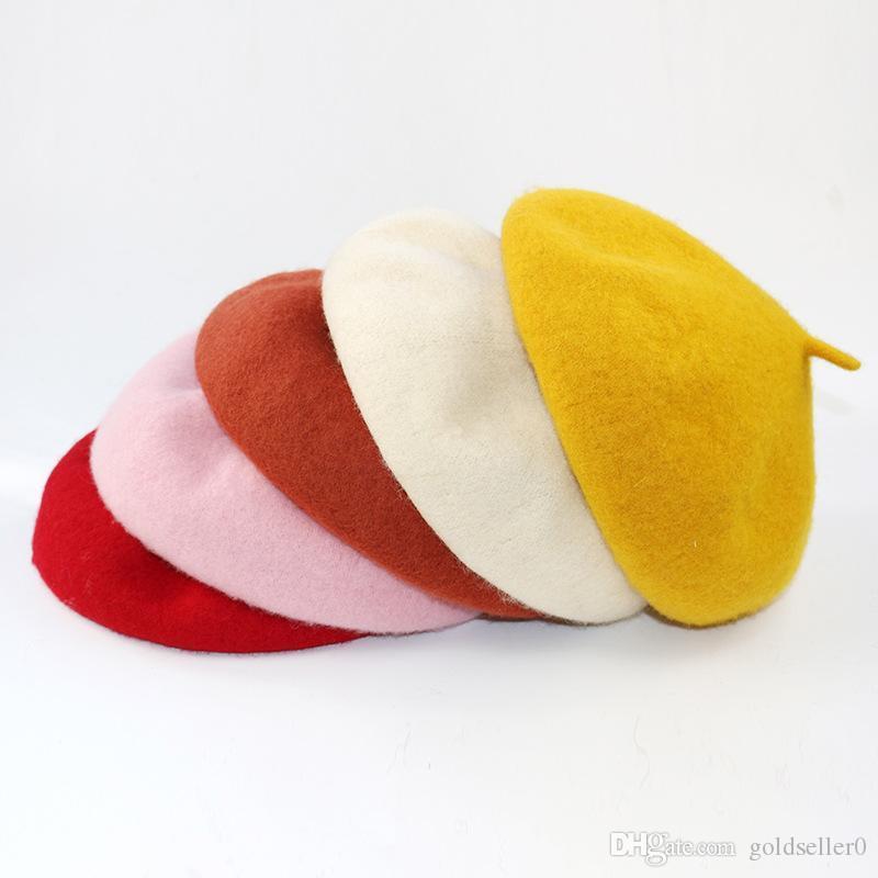 2020 chapéu feminino outono e inverno, selvagem, caiu, lã, frio, homens anti-estilo, quente, quente, incondicional, incondicional, incondicional