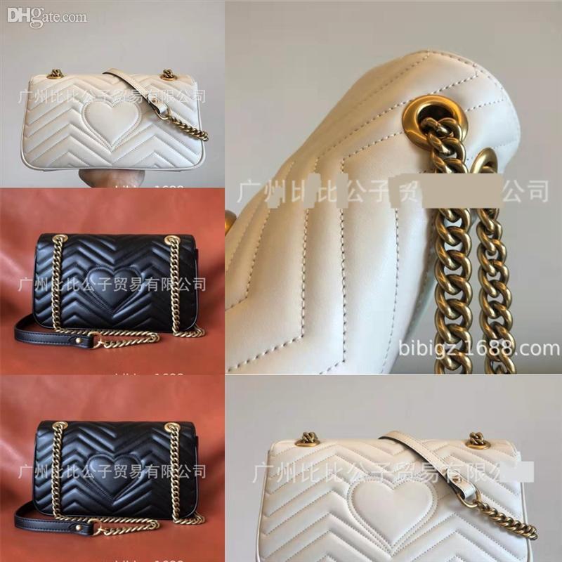 JMC Bag Bag Love Сердце против новой женской клетки плечо Bagmessenger Wave роскошный рисунок сумки женские сумки для плеча классические цепь реальные