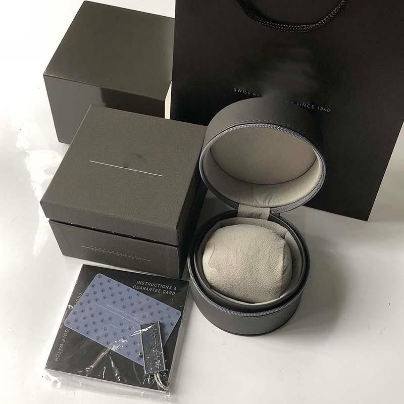 2020 di alta qualità da polso da uomo in orologio da polso originali carta scatola interna opaca card card inman orologi orologi orologi regalo scatole regalo