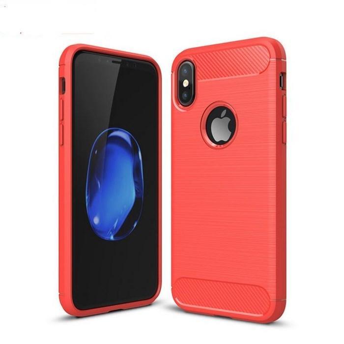 XR 11 Carbon Phone Fiber Pro Case für XS MAX 6 7 8 plus Telefonabdeckung