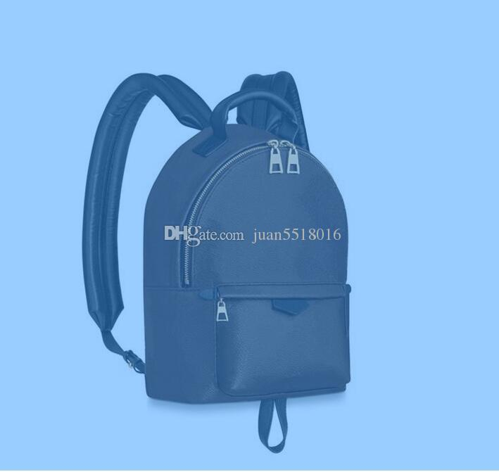고급 배낭 레이디 정품 가죽 패션 미니 고전 여성 배낭 아이 소녀 학교 가방 어깨 지갑 디자이너 가방 36cm