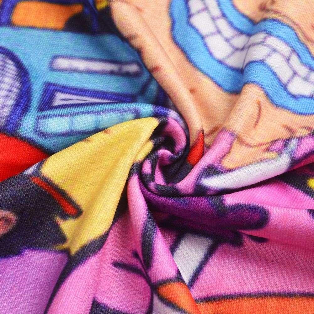 Femmes / T-shirts 3D pour hommes Coton Hommes à manches courtes imprimées Hommes Casual garçon T-shirts Cartoon T-shirts Chemises graphiques 17310