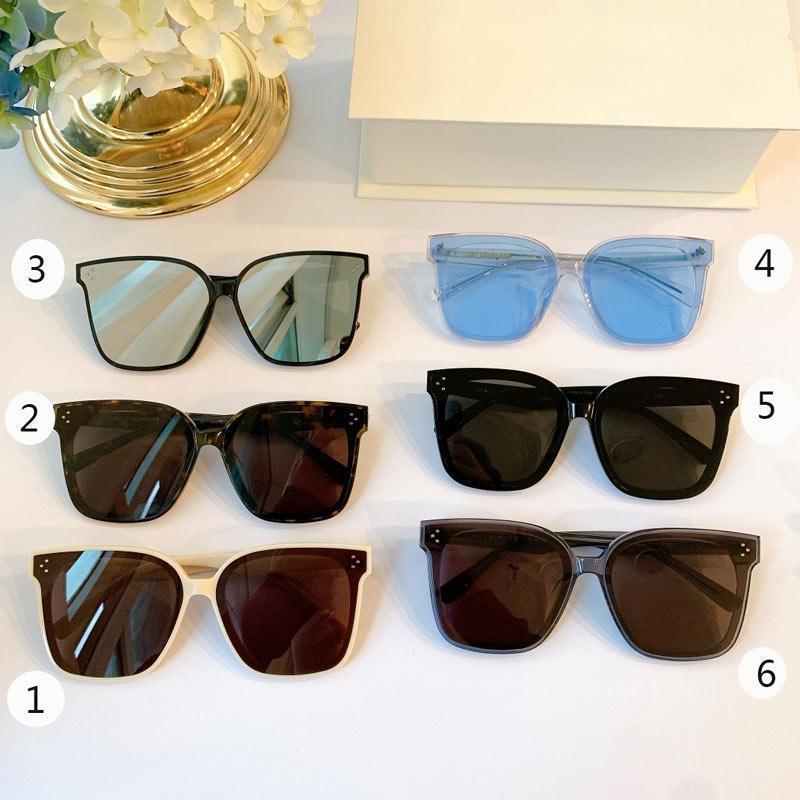 Óculos de sol óculos de sol para homens e mulheres Design perfeito de forma de quadro popular Proteção UV Her11