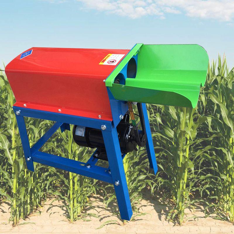 2021 Última venta caliente de acero inoxidable 220V Grabresher de maíz eléctrico agrícola, camarero, trilla y herramienta de pelado, Peeler de maíz