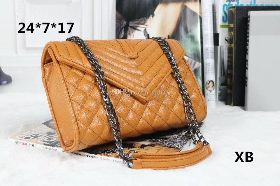 Kvalitet Mode Kvinnor Casual Plånböcker Messenger Bag Kvinnor Kor Kroppskedja Väska Han Dbag Satchel Purse Kosmetiska Väskor Mode Väskor Kropps #