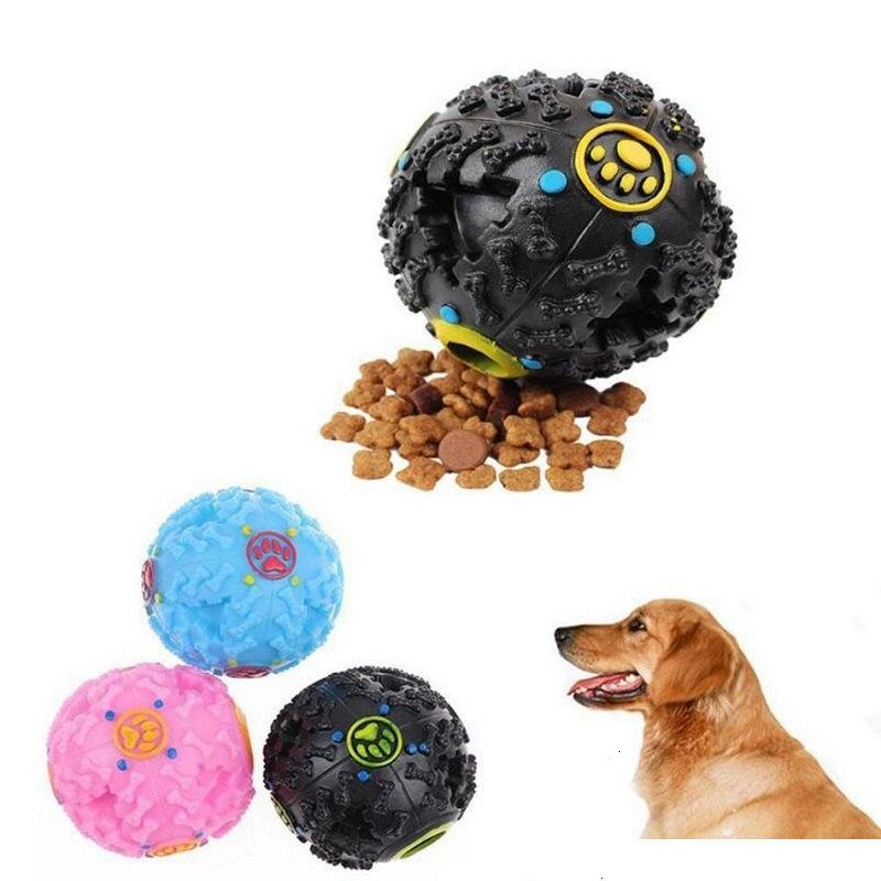 Игрушка еда мяч звуковые игрушки утечка собаки кошка скриппированные жует щенок писательские животные