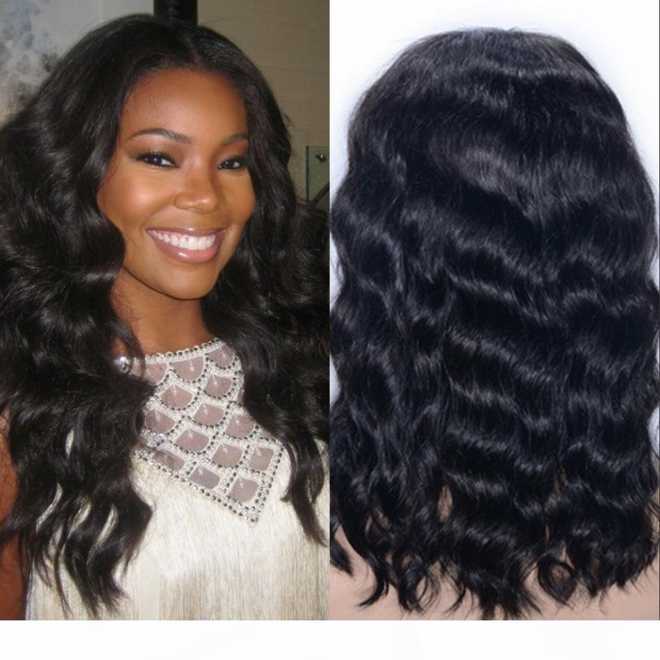 Malaysian Virgin Human Hair Lace Front Wigs 12 inch Natural Color Cheap Curly Lace Wigs for Women