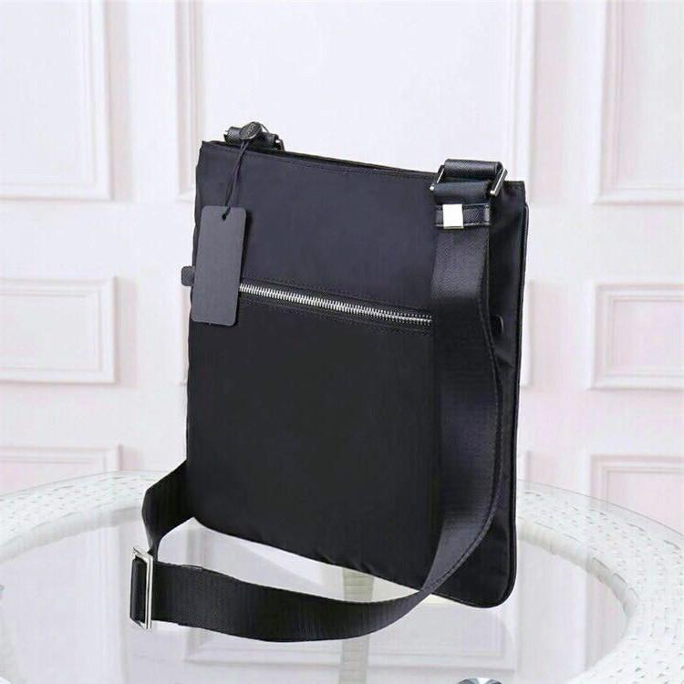 Hanbag Fabric Bag Canvas Fashion Waterproof Single Messenger Storage Men Parachute Briefcase Computer Bag Man Shoulder Crossbody Fweam