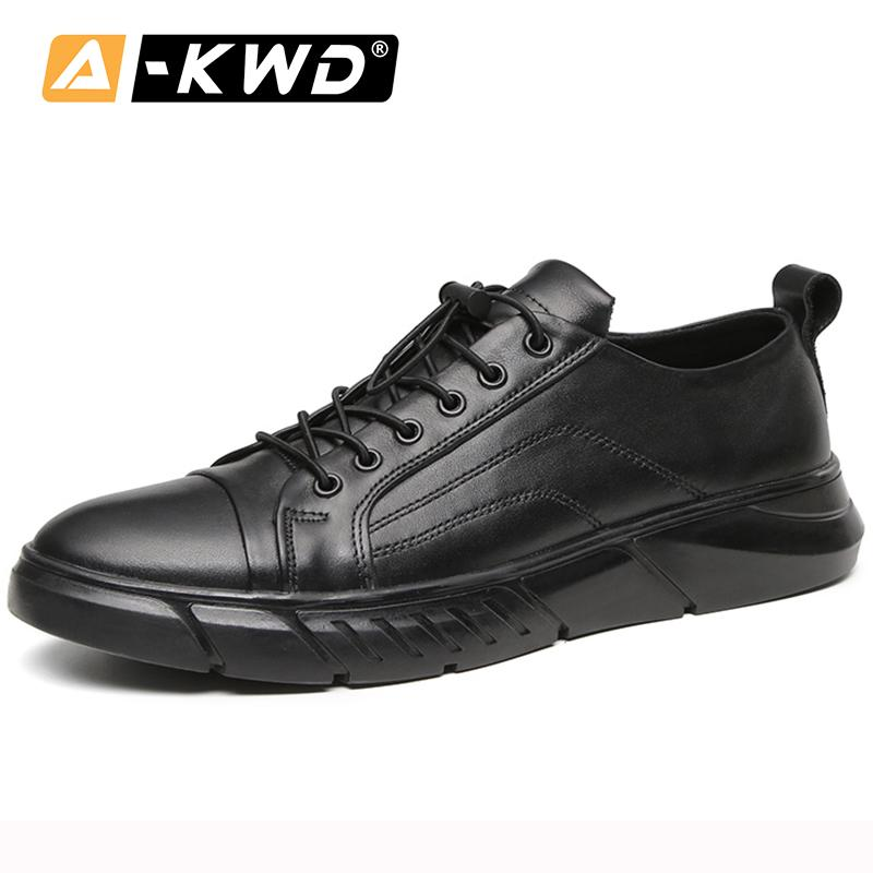 Bande élastique Luxe Sapatos Sapatos Homem Casual Homme Sneakers de mode de marque Fourrure Véritable Chaussures en cuir Véritable Hommes Q1202