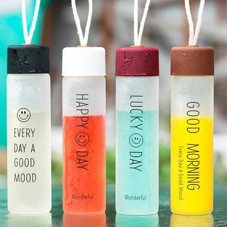 بهلوان القدح زجاجات المياه الكبار في الهواء الطلق الرياضة اللياقة البدنية اللون الزجاج الفضاء كأس سهلة لتحمل المضادة للتآكل كيد الطفل الأطفال كؤوس المدرسة 2021
