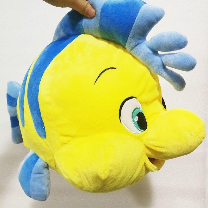 35 cm 45 cm Flounder Plüschspielzeug Puppe 201204
