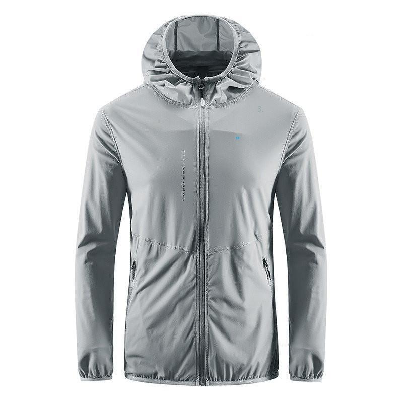 erkek kadın ceket% 100 pamuk uzun fermuar rahat ince Asya boyutu normal doğal rengini uiujd pleiundjbsm ytwefd manşonlu goo