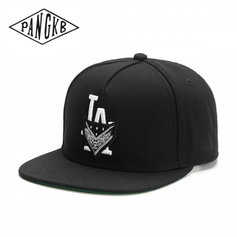 Pangkb Brand Ivan Antonov Cap de Los Ángeles Snapback Sombrero para hombres Mujeres Adult Hip Hop Headwear al aire libre Casual Sun Baseball Cap1