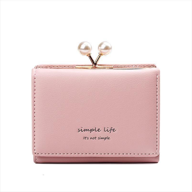 Hot Leather Card Wallet Pocket Ladies Cute Short Cartera Clutch Purse Women Money Women Sale Wallets Bag Holder Pokrt