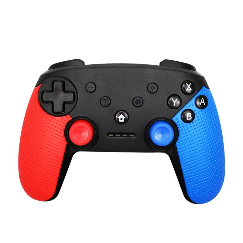 Bluetooth Wireless Game Controller Joypad para Nintend Switch NS Console Gamepad Pro Joystick para Android Phone / PC Controle Y1123