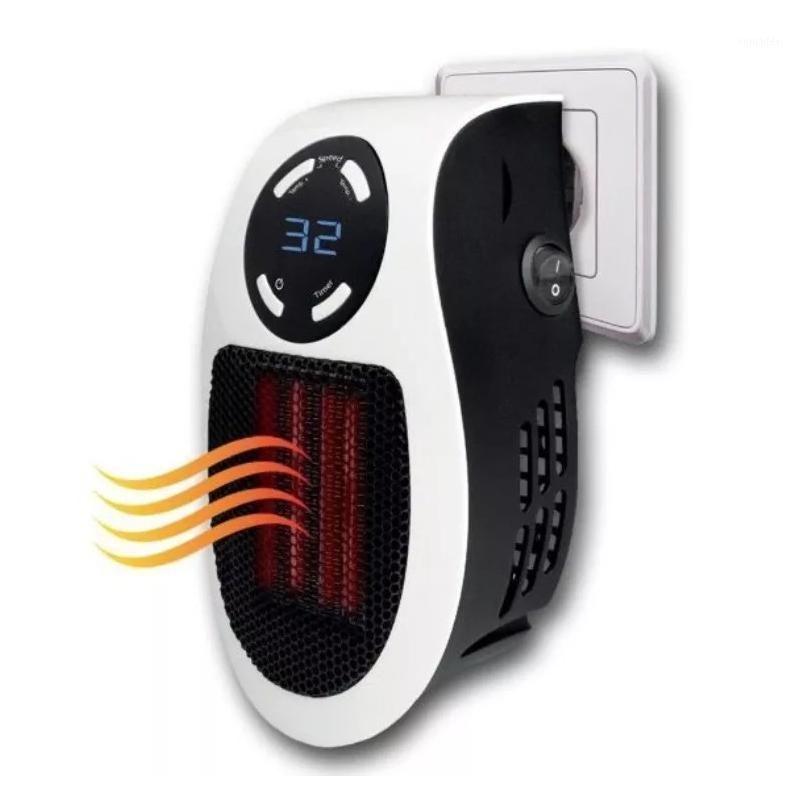 Smart Electric Haterters 500 Вт Нагреватель Mini Fan Desktop Бытовая стена Handy Pove Radiator Wealer Machine для Winter1