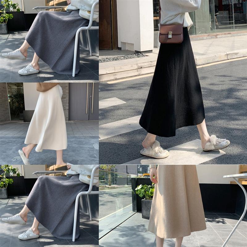 2xOMN Womens Skirt Colorful Print Designer Dress Crotch Cover Fashion Luxury Summer cheap Knitting Slimming Skirt Casual Ladies dress