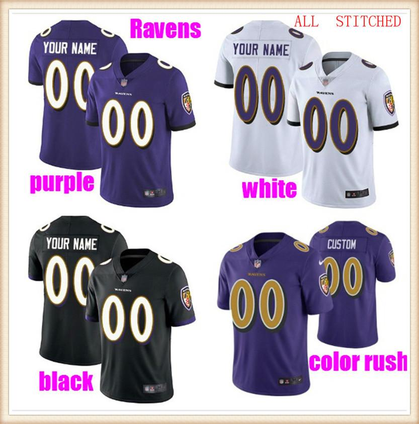 Personalizzato Mens Womens Youth American Football Jerseys Sport NFC AFC Teams Authentic Fans Personalizzato 2021 Soccer Jersey Gear 4XL 5XL 6XL