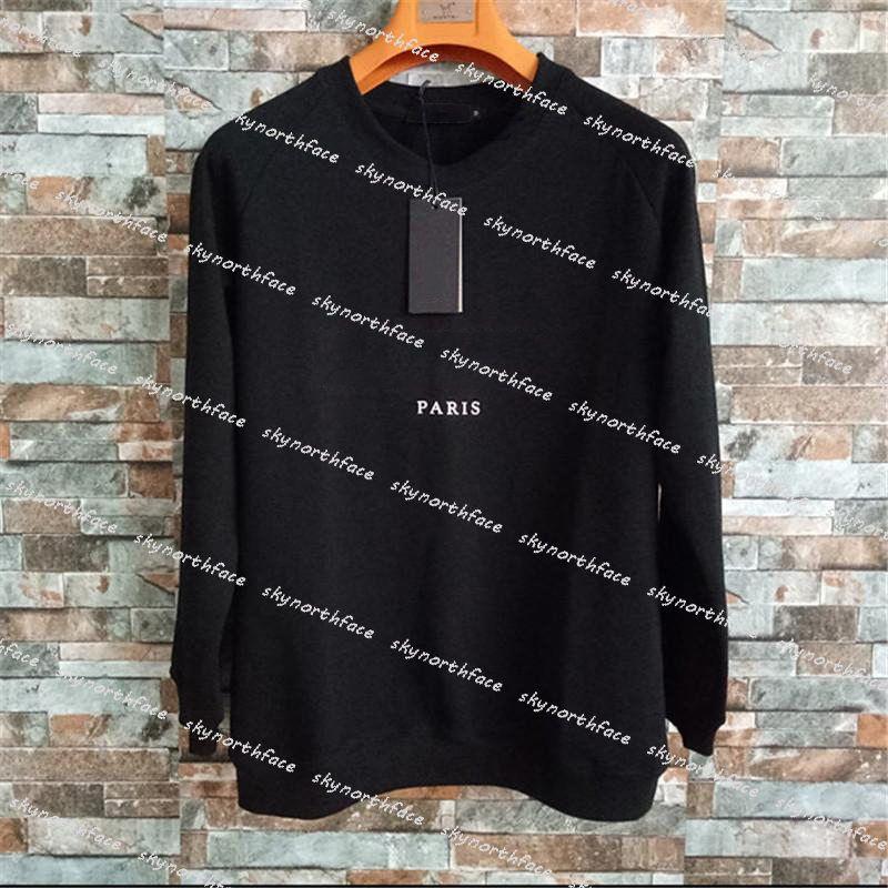 Herren Designer Hoodies Streetwear Hip Hop Hoodies Loose Fit Damen Luxus Hoodie Herren Designer Pullover Brief gedruckt B100821K