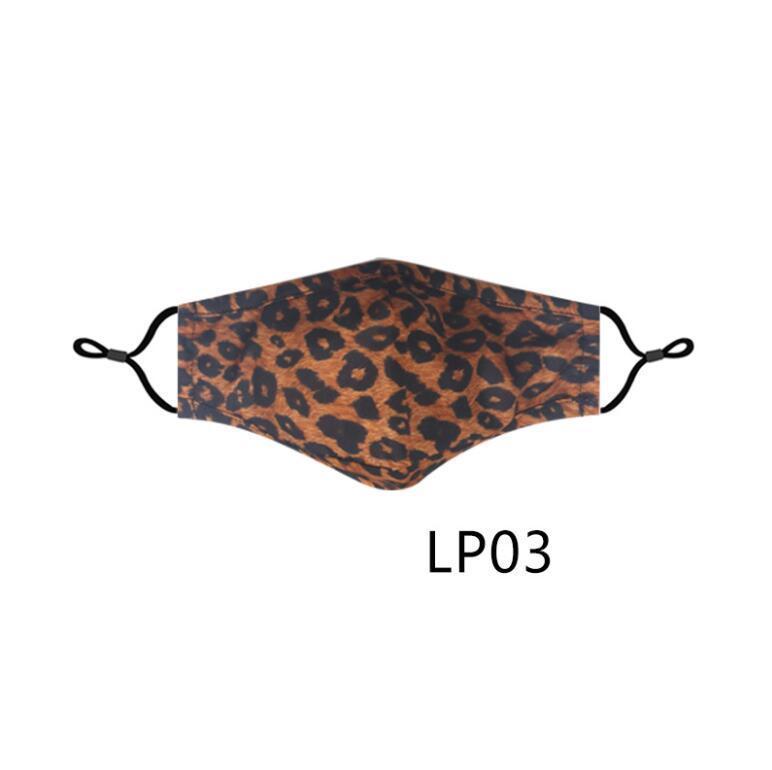 Leopardo face máscara zebra listras máscara 3d impresso designer respirator máscara rosto à prova de poeira reusável adulto capa protetora capa cc