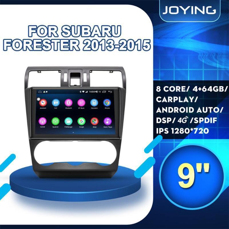 "9 ""Android Car GPS Navigation Radio Multimedia Player per WRX Forester 2013 2014 2021 2021 2021 Controllo volante Auto stereo DVD"