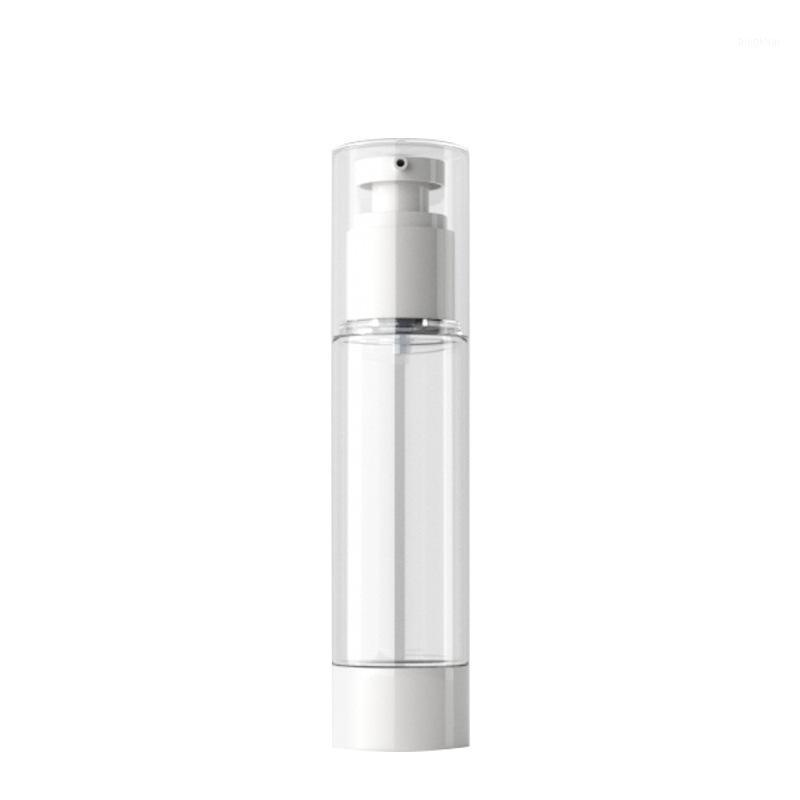 1 PCS de Alta Qualidade Transparente Vácuo Recarregável Garrafa De Plástico Perfeito Mini Perfume Atomizador Emulsão Recipiente Fácil de Carry1