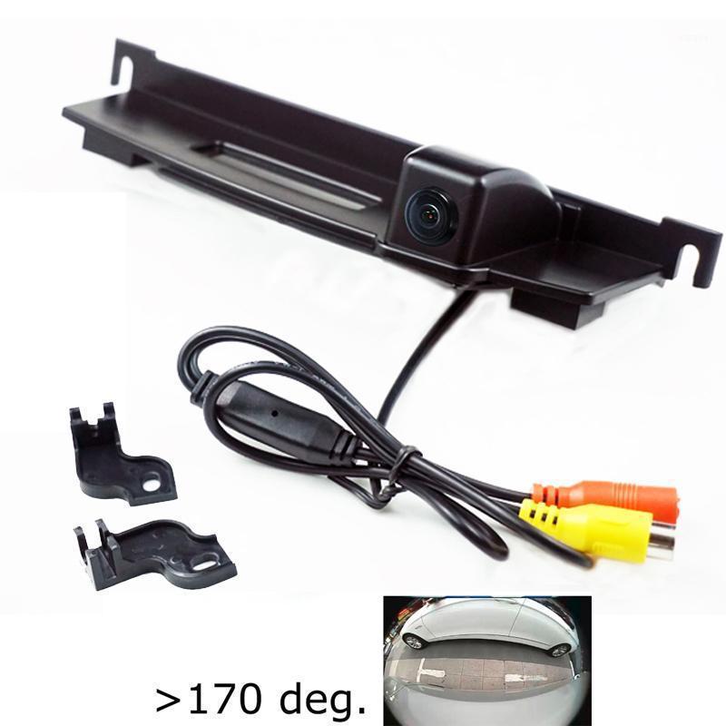 MCCD 1280 * 960P 1000L Cámara de coche para Tiida Hatchback Tronco Interruptor Cámara CCD HD Aparcamiento Vista posterior1