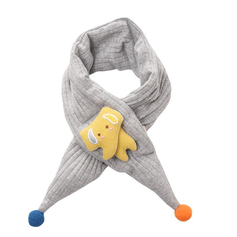 Luxo sem avestruz de luxo desenhos animados cute animal lenço outono inverno novo estilo manter aquecido pelúcia menino criança criança moda pele lenços presente