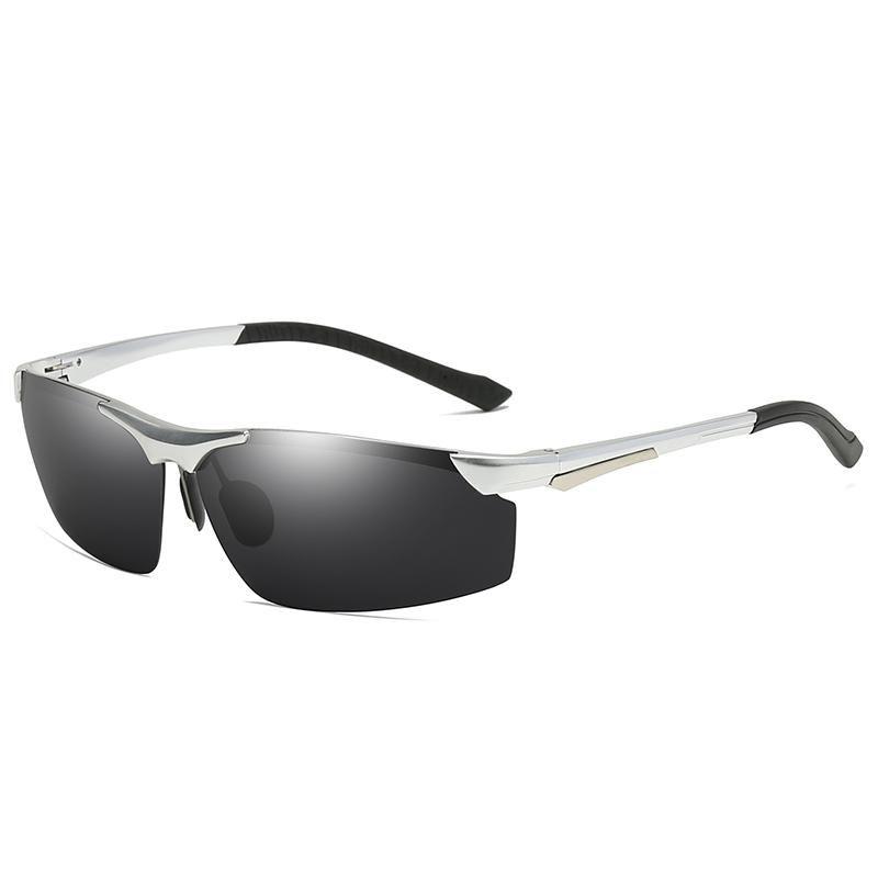 Alumínio-Magnésio Polaroid Homens Condução de Offay Cores UV400 Alta 8 Óculos Coloridos Proteção 804 Qualidade Óculos de Sol Óculos Lprrk