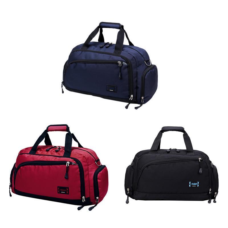 Nylon Carry Bolsa Homens Fim fim-de-semana Viagem Duffel Vintage Mulheres Casual Na Moda Overnight Bags Bags Saco De Ombro Xuibf
